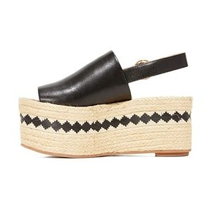 23f51dee7c8 Tory Burch Shoes - NWB Tory Burch Dandy Platform Espadrille Sandals